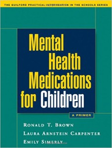 Information about Mental Health Medications for children
