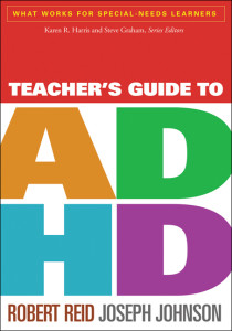 What Teacher's Need to Know About Attention-Deficit/Hyperactivity Disorder (ADHD)